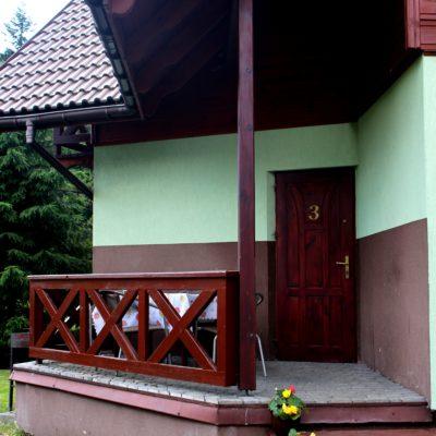 D3 - taras i wejście