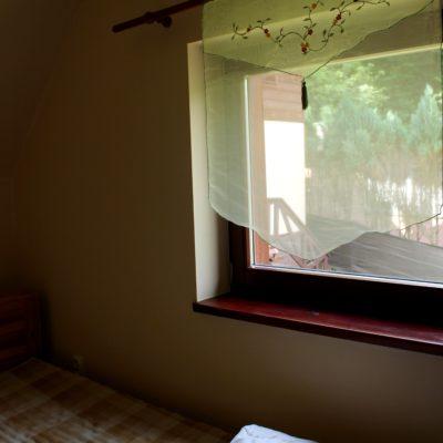 D3 - sypialnia z łóżkiem małżeńskim