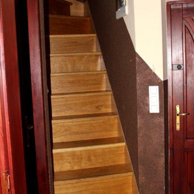 D4 - wejście na piętro