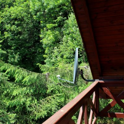 D4 - widok z balkonu