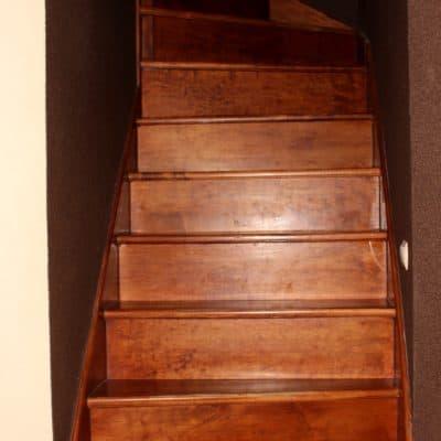 D5 - wejście na piętro