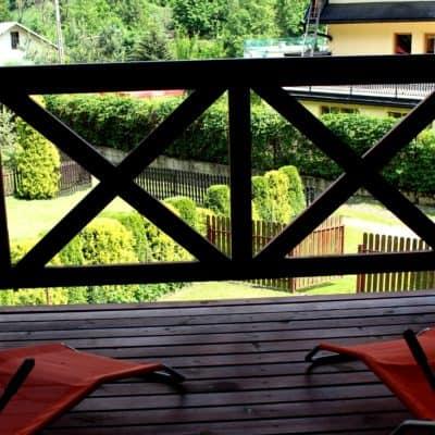 D5 - widok z balkonu