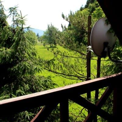 D3 - widok z balkonu